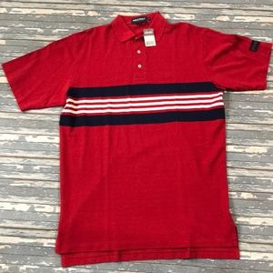 🔥 Polo by Ralph Lauren men's large red golf polo